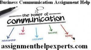 business communication assignments answers